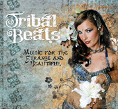 Tribal Beats Music for the Strange and Beautiful, Belly Dance CD image