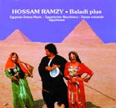 Baladi Plus - Folkloric, Belly Dance CD image