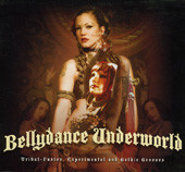 Bellydance Underworld, Belly Dance CD image