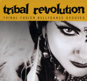 Tribal Revolution, Belly Dance CD image