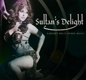 Sultan's Delight, Belly Dance CD image