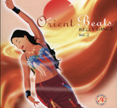 Orient Beats Bellydance Vol. 2, Belly Dance CD image