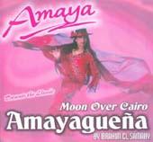 Moon Over Cairo III, Belly Dance CD image