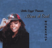 Mona el Said Workshop, Belly Dance CD image