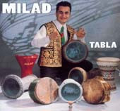 Milad Tabla, Belly Dance CD image