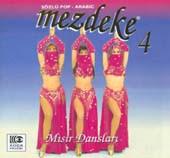 Mezdeke 4, Belly Dance CD image