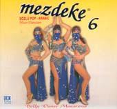 Mezdeke 6, Belly Dance CD image