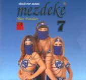 Mezdeke 7, Belly Dance CD image