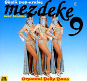 Mezdeke 9, Belly Dance CD