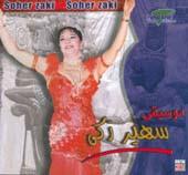 Soher Zaki, Belly Dance CD image