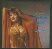Nourhan Sharif in Raks Sharki, Belly Dance CD image