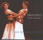 Stars Of The Casino Opera, Belly Dance CD image