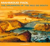 The Drummers of the Nile Go South, Belly Dance CD image