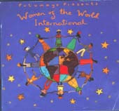 Women of the World:  Int, Belly Dance CD image