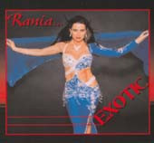 Rania….Exotic, Belly Dance CD image