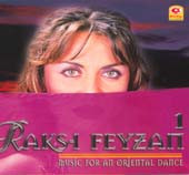 Raks-I Feyzan 1, Belly Dance CD image