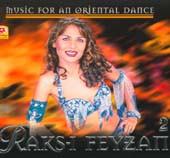Raks-I Feyzan 2, Belly Dance CD image