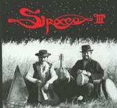 Sirocco III, Belly Dance CD image