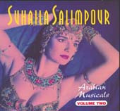Arabian Musicals II, Belly Dance CD image