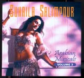 Arabian Musicals III, Belly Dance CD image