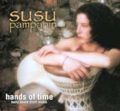 Hands of Time, Belly Dance CD image