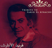 Tribute to Farid El Atrache, Belly Dance CD