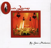 Oasis Lounge, Belly Dance CD image