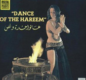 Dance of the Hareem, Belly Dance CD image