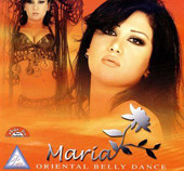 Maria, Oriental Belly Dance, Belly Dance CD image