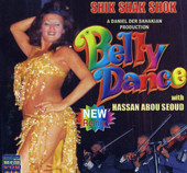 Shik Shak Shok With Hassan Abou Seoud, Belly Dance CD image
