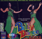Belly Dance w/ Aziza, Belly Dance CD