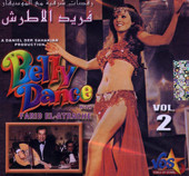 Belly Dance with Farid El-Atrach Volume 2, Belly Dance CD image