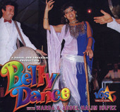 Belly Dance with Warda & Abdel Halim Hafez, Belly Dance CD image
