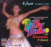 Belly Dance with Samara & Setrak, Belly Dance CD image