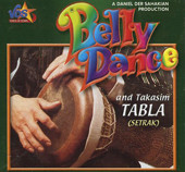 Belly Dance with Setrak, Belly Dance CD