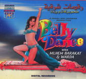 Belly Dance with Mlhem Barakat & Warda, Belly Dance CD image