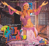 Belly Dance with Hassan Abou Seoud Vol. 2, Belly Dance CD image