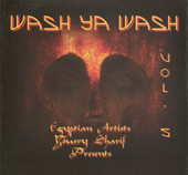 Wash Ya Wash #5, Belly Dance CD image
