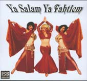 Ya Salam Ya Fahtiem, Belly Dance CD image