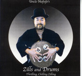 Zills & Drums, Belly Dance CD