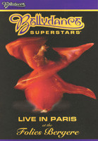 Bellydance Superstars Live In Paris, Belly Dance DVD image