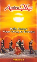 Belly Dance Your Way to Energy, Belly Dance DVD image