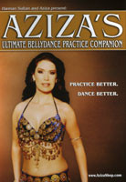 Aziza's Ultimate Bellydance Practice Companion, Belly Dance DVD image