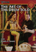 The Art of the Drum Solo, Belly Dance DVD image