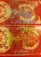 Tribal Travels: A Collage, Belly Dance DVD image