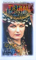 Tribal Technique with the Gypsy Caravan Volume 2, Belly Dance DVD image