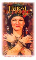 Tribal Technique with the Gypsy Caravan Volume 3, Belly Dance DVD image