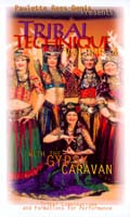 Tribal Technique with the Gypsy Caravan Volume 4, Belly Dance DVD image