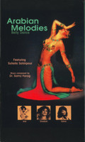 Arabian Melodies, Belly Dance DVD image