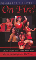 On Fire!, Belly Dance DVD image